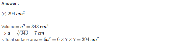 Volume and Surface Area of Solids RS Aggarwal Class 8 Solutions Ex 20C 4.1