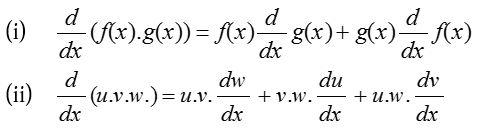 Derivative Rules 12