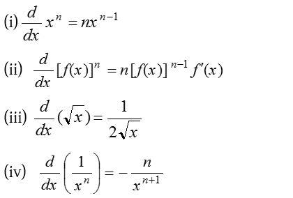 Derivative Rules 3