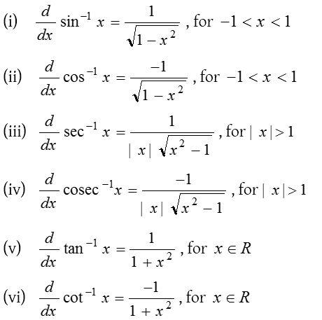 Derivative Rules 6