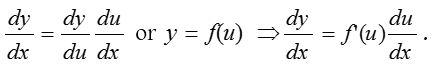 Derivative Rules 9