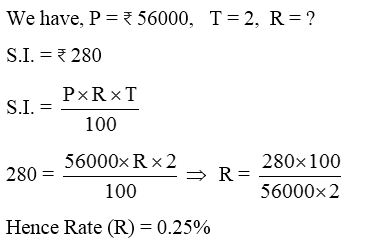 How do you Calculate Simple Interest 12