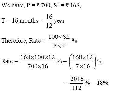 How do you Calculate Simple Interest 6