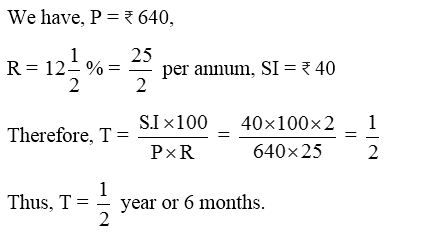 How do you Calculate Simple Interest 7