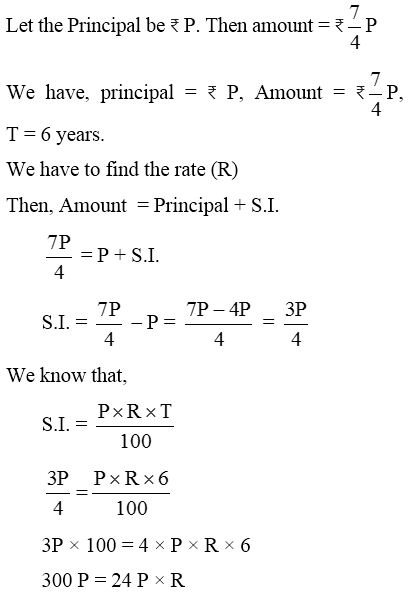 How do you Calculate Simple Interest 9