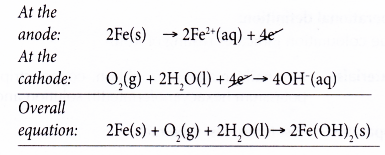 Rusting as a Redox Reaction 7