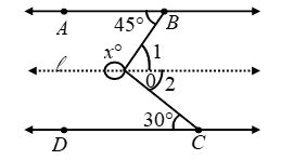 What are Parallel lines and Transversals 14