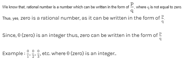 What is a Rational Number 20