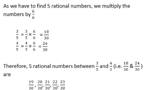 What is a Rational Number 21