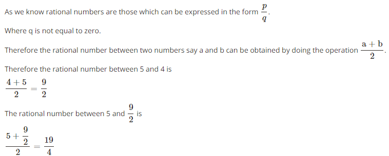 What is a Rational Number 23