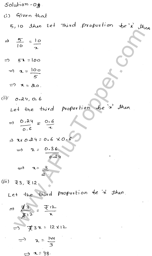 ML-Aggarwal ICSE Solutions for Class 10 Maths Ch 8 Ratios and Proportions Q1.12