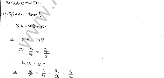 ML-Aggarwal ICSE Solutions for Class 10 Maths Ch 8 Ratios and Proportions Q1.5