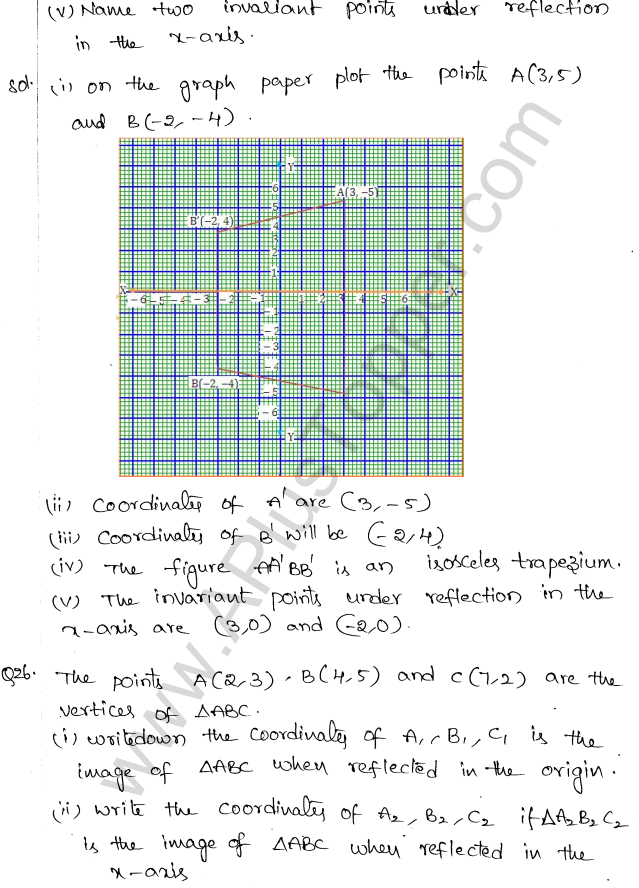 ML Aggarwal ICSE Solutions for Class 10 Maths Chapter 10 Reflection Q1.15