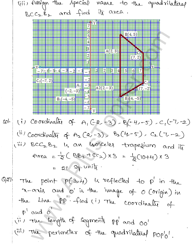 ML Aggarwal ICSE Solutions for Class 10 Maths Chapter 10 Reflection Q1.16