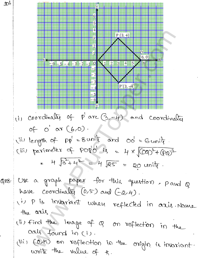 ML Aggarwal ICSE Solutions for Class 10 Maths Chapter 10 Reflection Q1.17