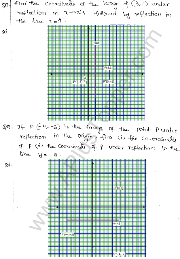 ML Aggarwal ICSE Solutions for Class 10 Maths Chapter 10 Reflection Q1.6