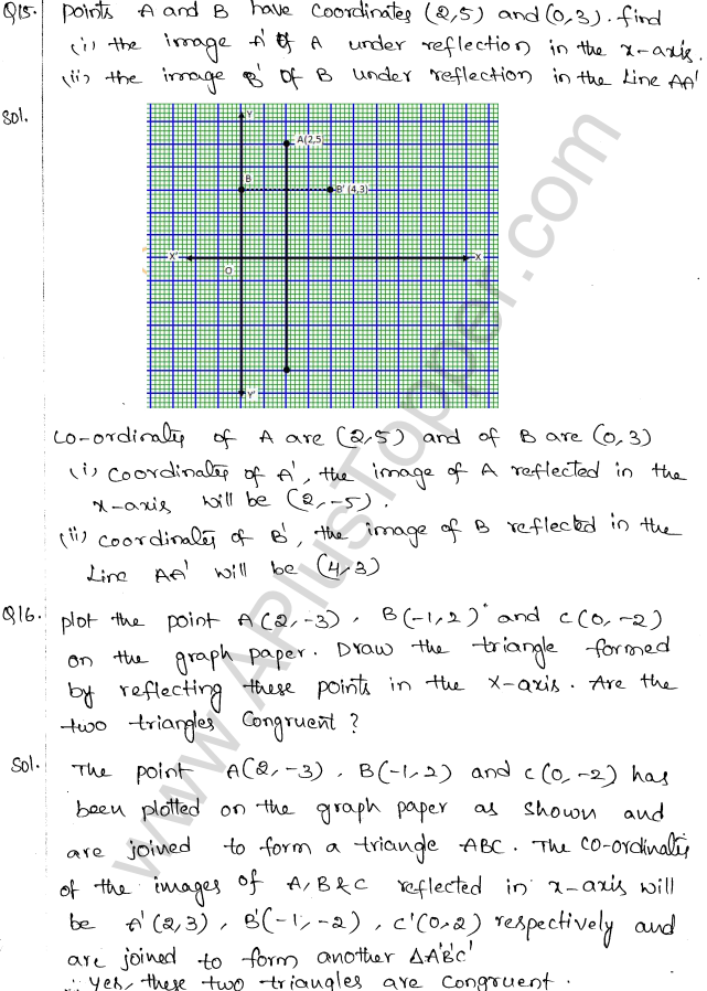 ML Aggarwal ICSE Solutions for Class 10 Maths Chapter 10 Reflection Q1.8