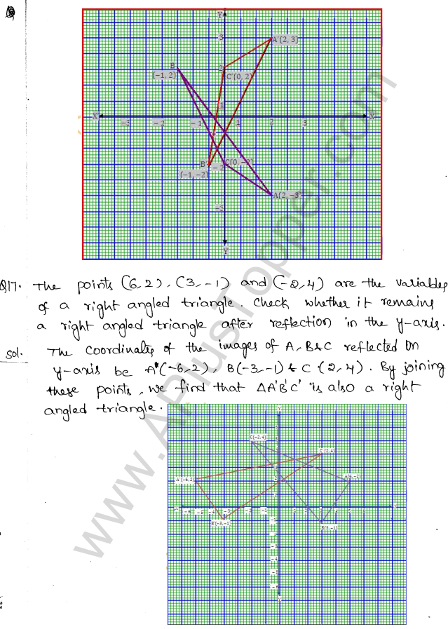 ML Aggarwal ICSE Solutions for Class 10 Maths Chapter 10 Reflection Q1.9