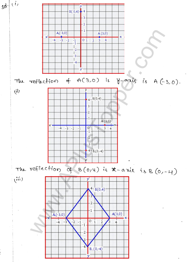 ML Aggarwal ICSE Solutions for Class 10 Maths Chapter 11 Section Formula Q1.18