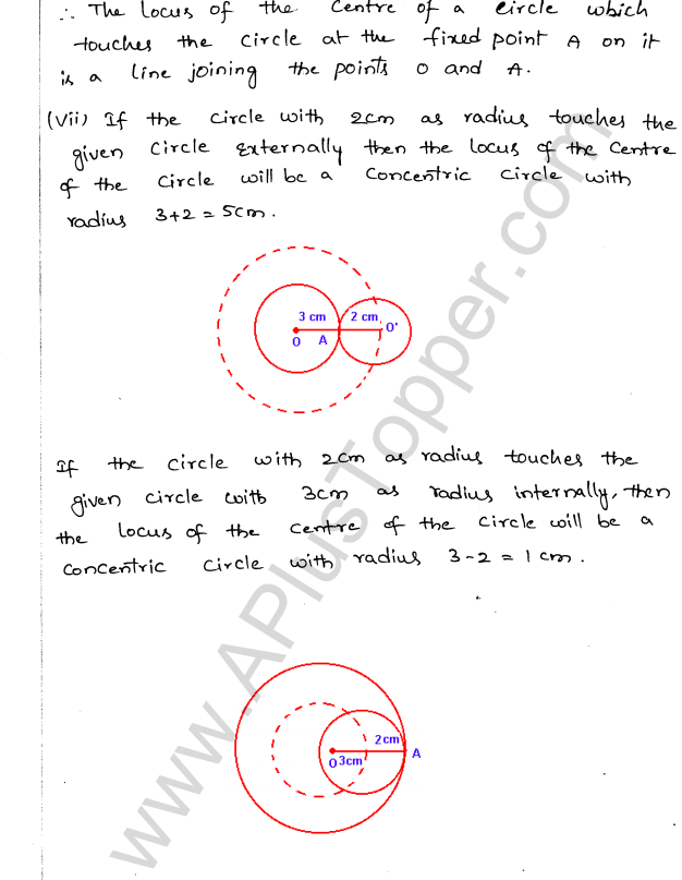 ML Aggarwal ICSE Solutions for Class 10 Maths Chapter 15 Locus Q1.10