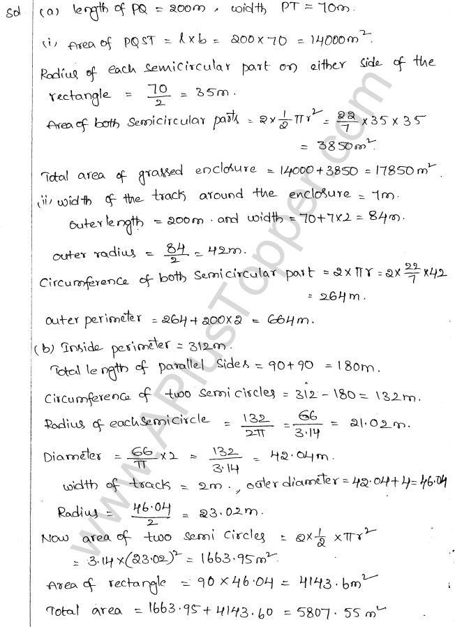 ML Aggarwal ICSE Solutions for Class 10 Maths Chapter 18 Mensuration Q1.16