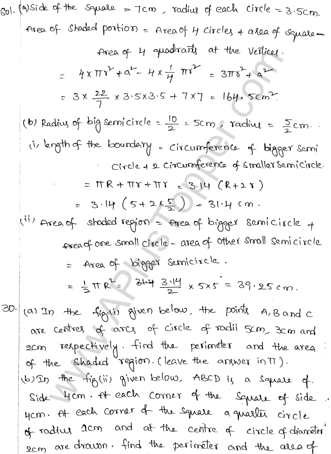 ML Aggarwal ICSE Solutions for Class 10 Maths Chapter 18 Mensuration Q1.22