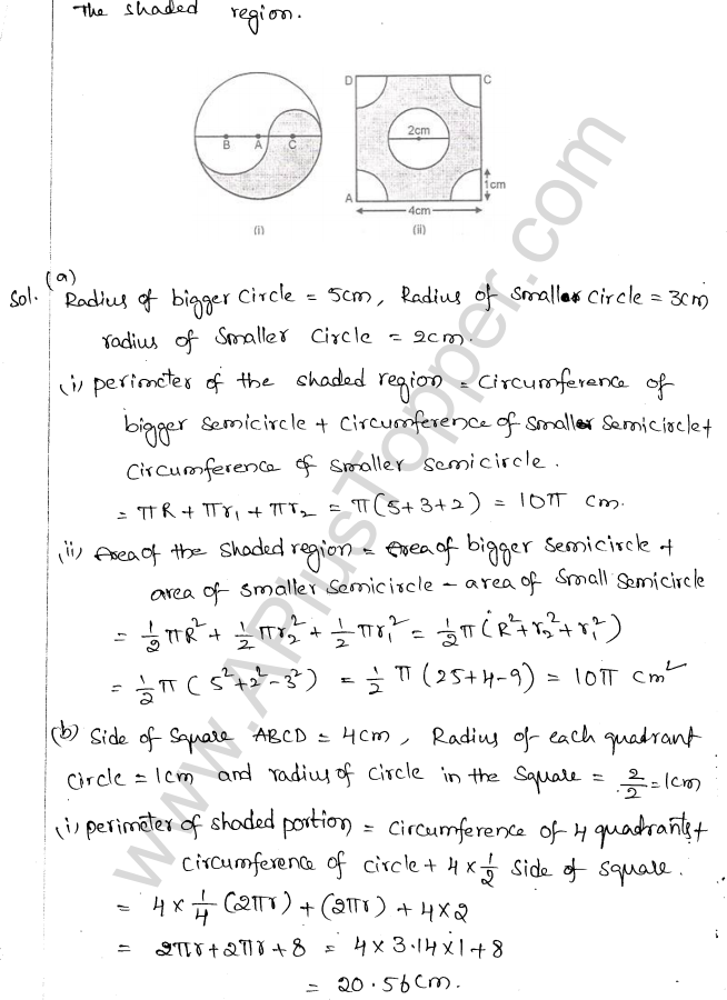 ML Aggarwal ICSE Solutions for Class 10 Maths Chapter 18 Mensuration Q1.23