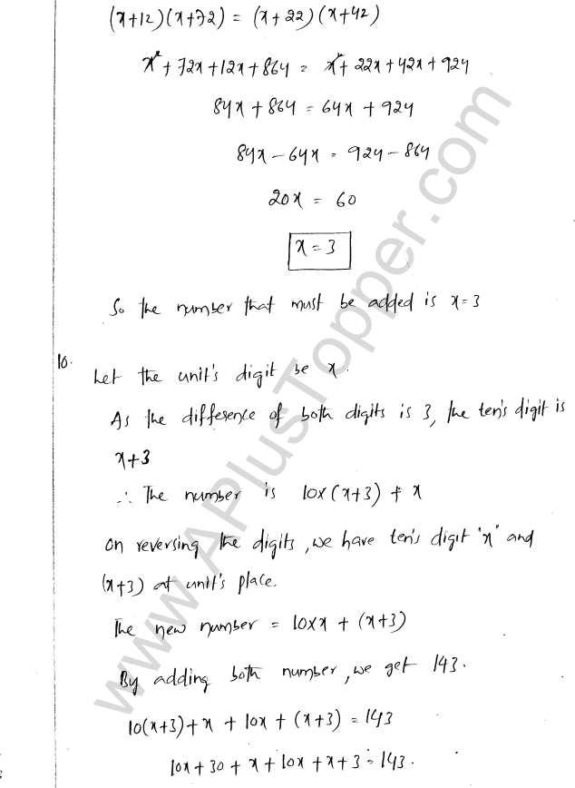 ML Aggarwal ICSE Solutions for Class 8 Maths Chapter 12 Linear Equations and Inqualities In one Variable 17