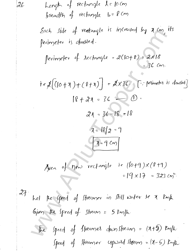 ML Aggarwal ICSE Solutions for Class 8 Maths Chapter 12 Linear Equations and Inqualities In one Variable 28