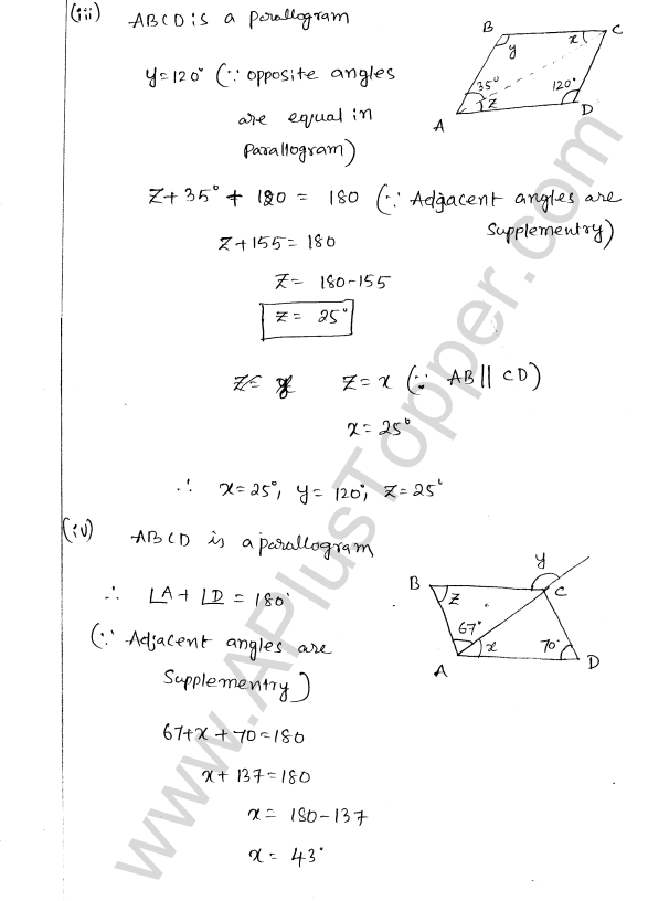 ML Aggarwal ICSE Solutions for Class 8 Maths Chapter 13 Understanding Quadrilaterals 17