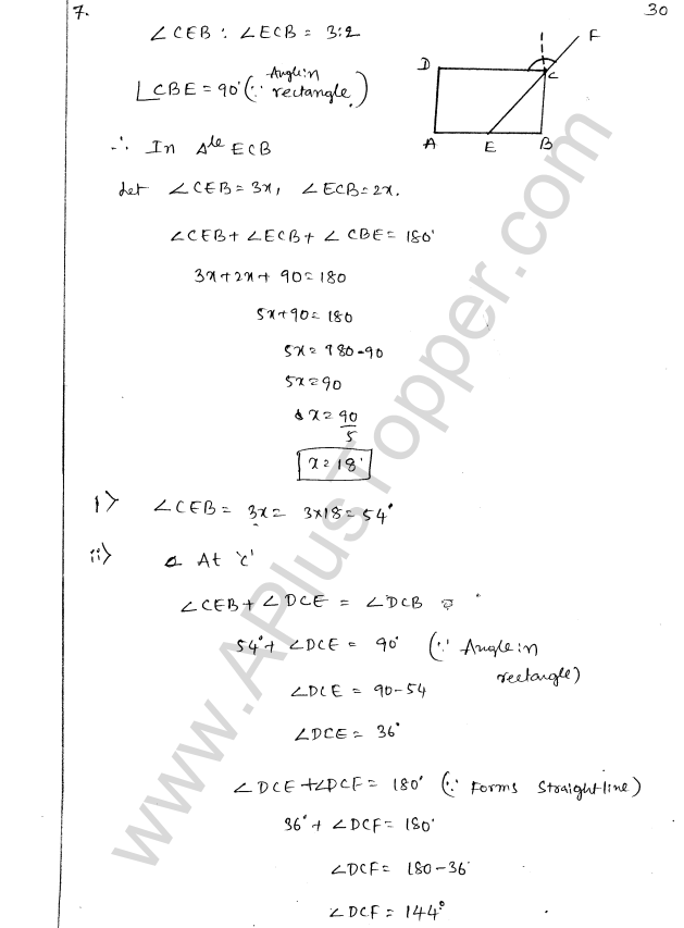 ML Aggarwal ICSE Solutions for Class 8 Maths Chapter 13 Understanding Quadrilaterals 29