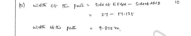 ML Aggarwal ICSE Solutions for Class 8 Maths Chapter 18 Mensuration 10