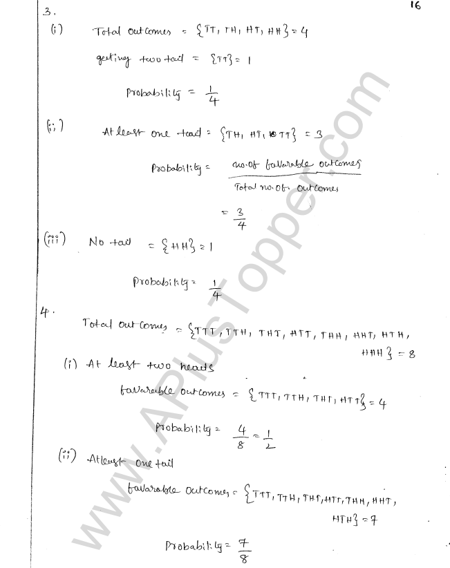 ML Aggarwal ICSE Solutions for Class 8 Maths Chapter 19 Data Handiling 16