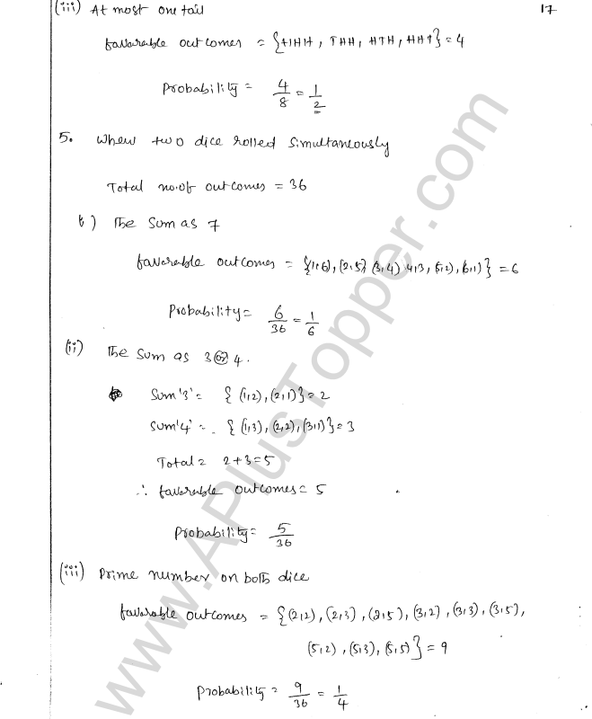 ML Aggarwal ICSE Solutions for Class 8 Maths Chapter 19 Data Handiling 17