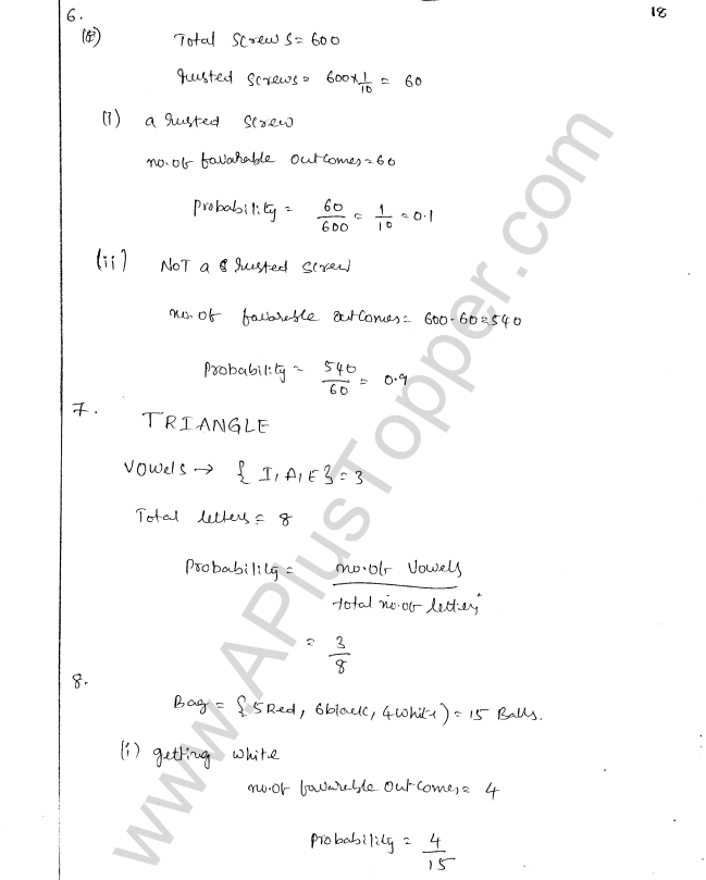 ML Aggarwal ICSE Solutions for Class 8 Maths Chapter 19 Data Handiling 18