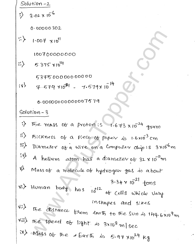 ML Aggarwal ICSE Solutions for Class 8 Maths Chapter 2 Exponents and Powers 17