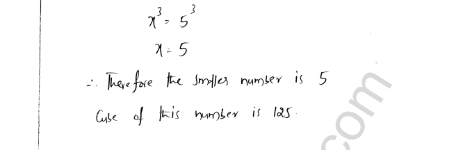 ML Aggarwal ICSE Solutions for Class 8 Maths Chapter 4 Cubes and Cube Roots 20