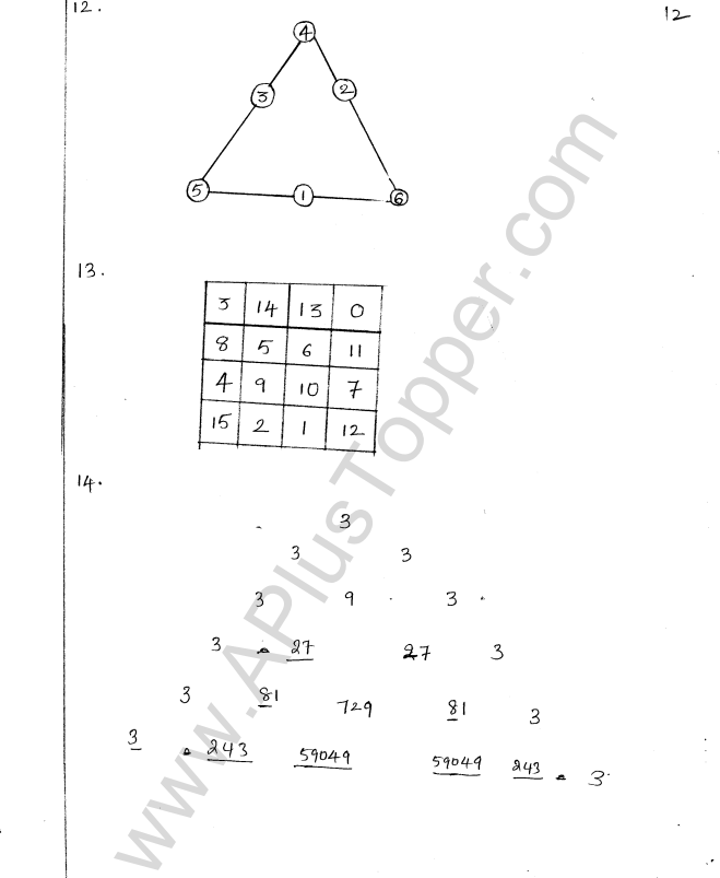 ML Aggarwal ICSE Solutions for Class 8 Maths Chapter 5 Playing with Numbers 15