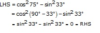 RS Aggarwal Solutions Class 10 Chapter 7 Trigonometric Identities 2.4