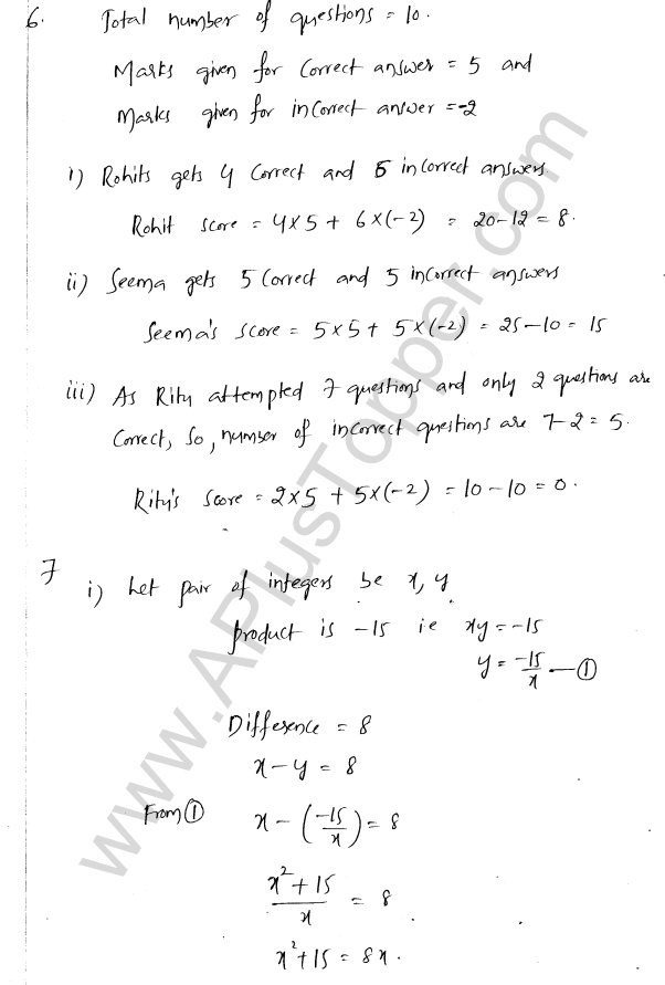 ml-aggarwal-icse-solutions-for-class-7-maths-chapter-1-integers-12