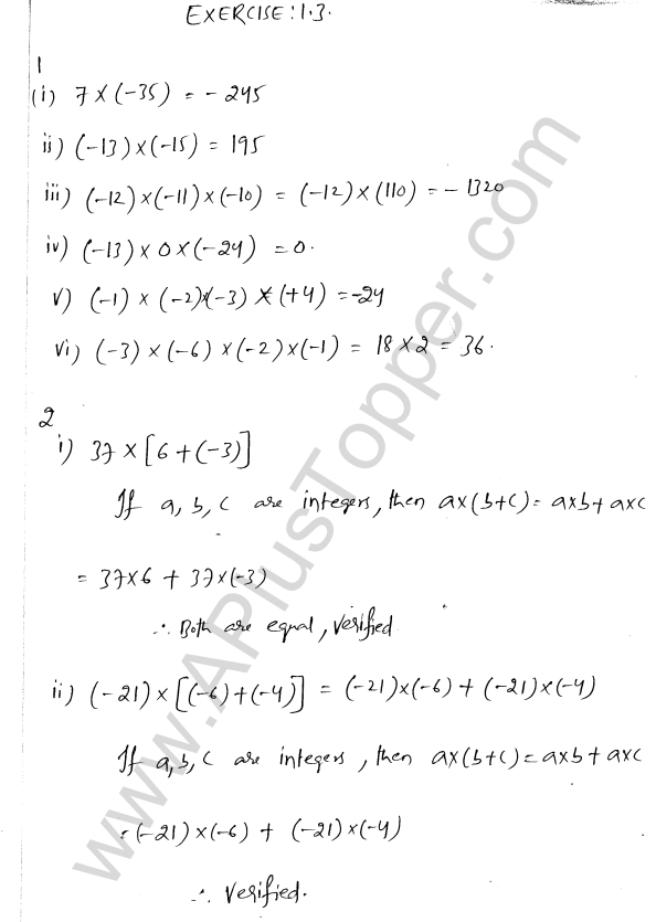 ml-aggarwal-icse-solutions-for-class-7-maths-chapter-1-integers-8