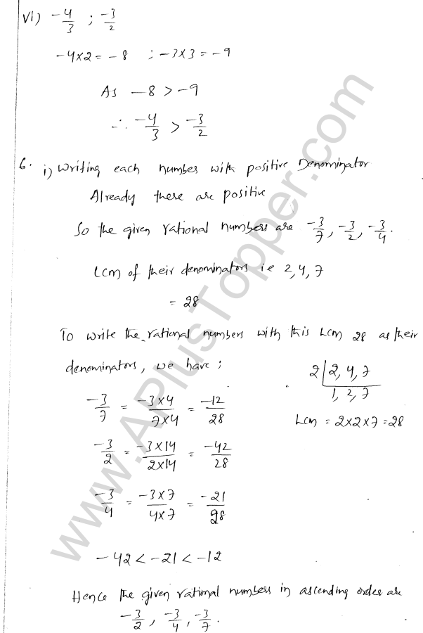 ml-aggarwal-icse-solutions-for-class-7-maths-chapter-3-rational-numbers-11