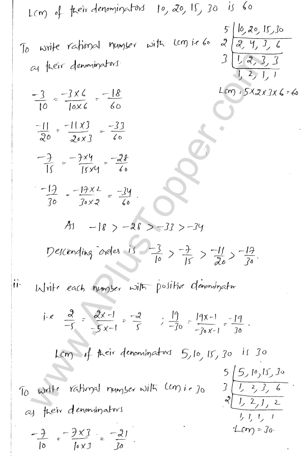 ml-aggarwal-icse-solutions-for-class-7-maths-chapter-3-rational-numbers-13