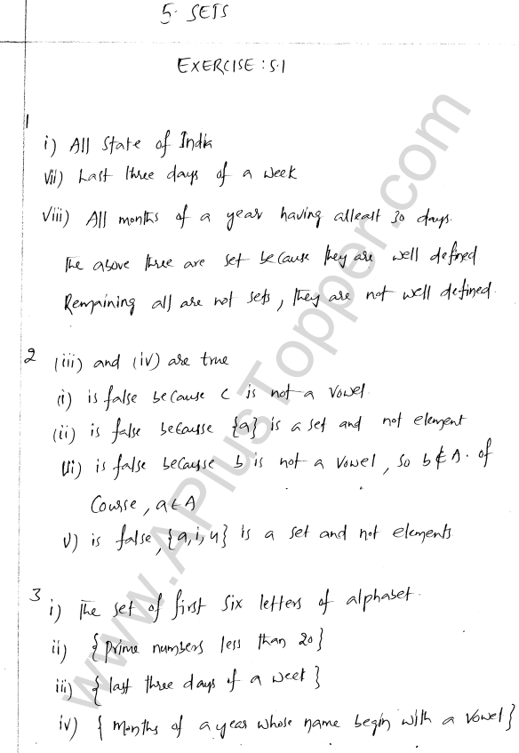 ml-aggarwal-icse-solutions-for-class-7-maths-chapter-5-sets-1