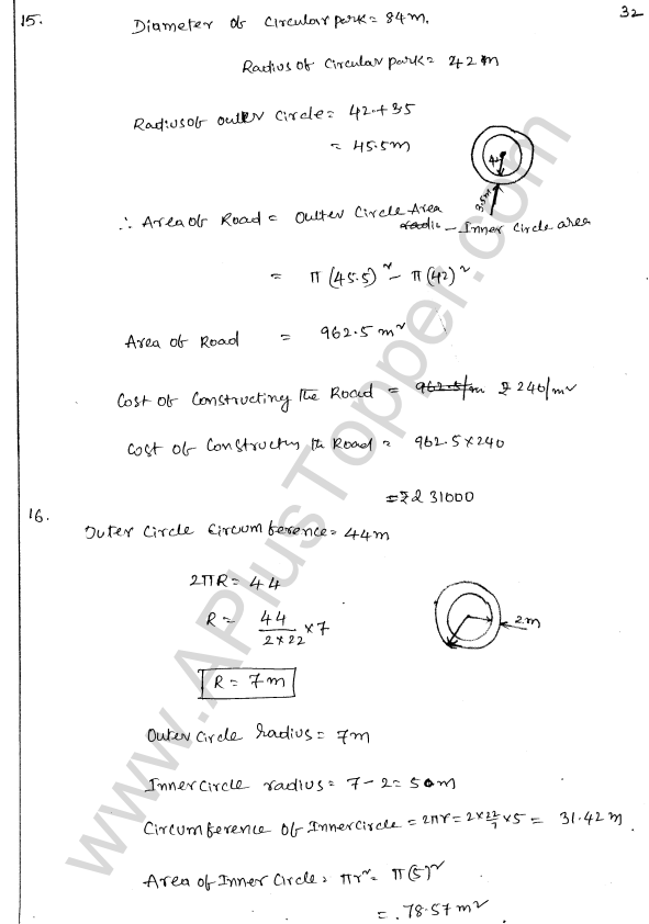 ml-aggarwal-icse-solutions-for-class-7-maths-chapter-16-perimeter-and-area-31