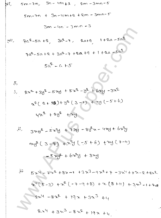 ml-aggarwal-icse-solutions-for-class-7-maths-chapter-8-algebraic-expressions-11