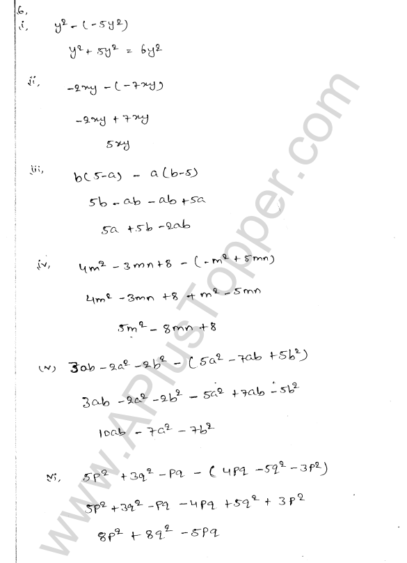 ml-aggarwal-icse-solutions-for-class-7-maths-chapter-8-algebraic-expressions-12