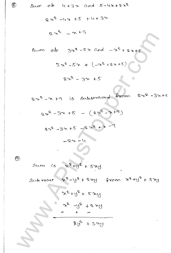 ml-aggarwal-icse-solutions-for-class-7-maths-chapter-8-algebraic-expressions-14