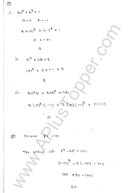 ml-aggarwal-icse-solutions-for-class-7-maths-chapter-8-algebraic-expressions-20