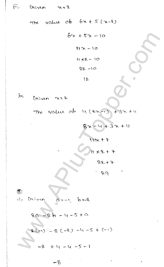ml-aggarwal-icse-solutions-for-class-7-maths-chapter-8-algebraic-expressions-22